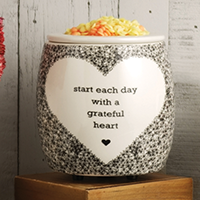 Start Each Day Happy Thoughts Simmer Pot