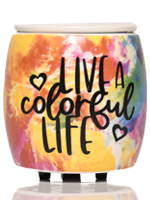 Live a Colorful Life Happy Thoughts Simmer Pot