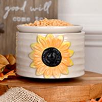 Sunflower Simmer Pot
