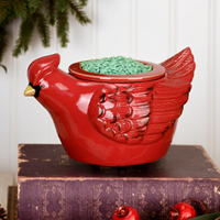 Red Cardinal Simmer Pot