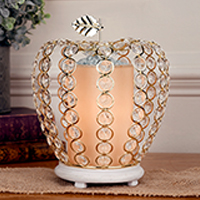 Bling Apple Accent Shade