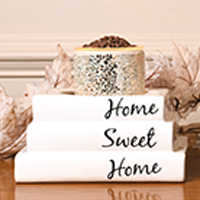 Home Sweet Home Accent Shade