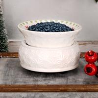 White Nordic Simmer Pot